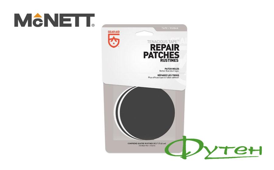 Латки для ремонтаMcNETT TENACIOUS TAPE GORE-TEX Fabric Patches