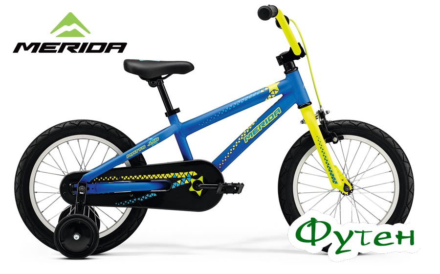 Велосипед Merida MATTS J 16