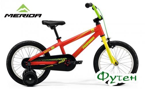 Велосипед детский Merida MATTS J 16