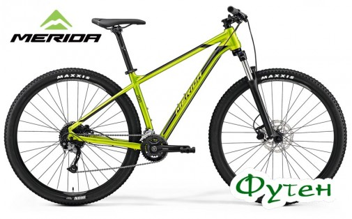 Велосипед Merida BIG.NINE 200 glossy olive