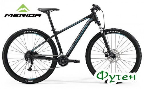 Велосипед Merida BIG.NINE 200 matt black