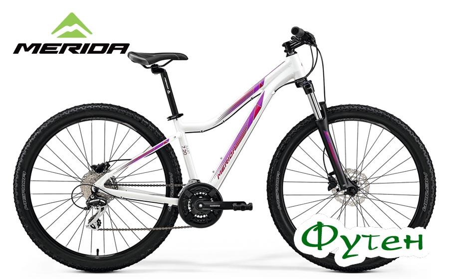 Велосипед женский Merida JULIET 7.20-D