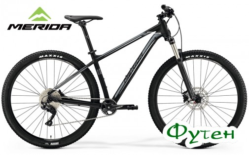 Merida BIG.NINE 400 matt black