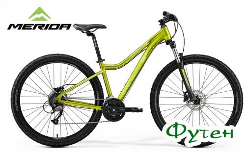 Велосипед Merida JULIET 7.40-D glossy olive
