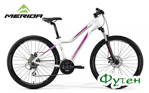 Merida JULIET 6.20-MD pearl white (pink)