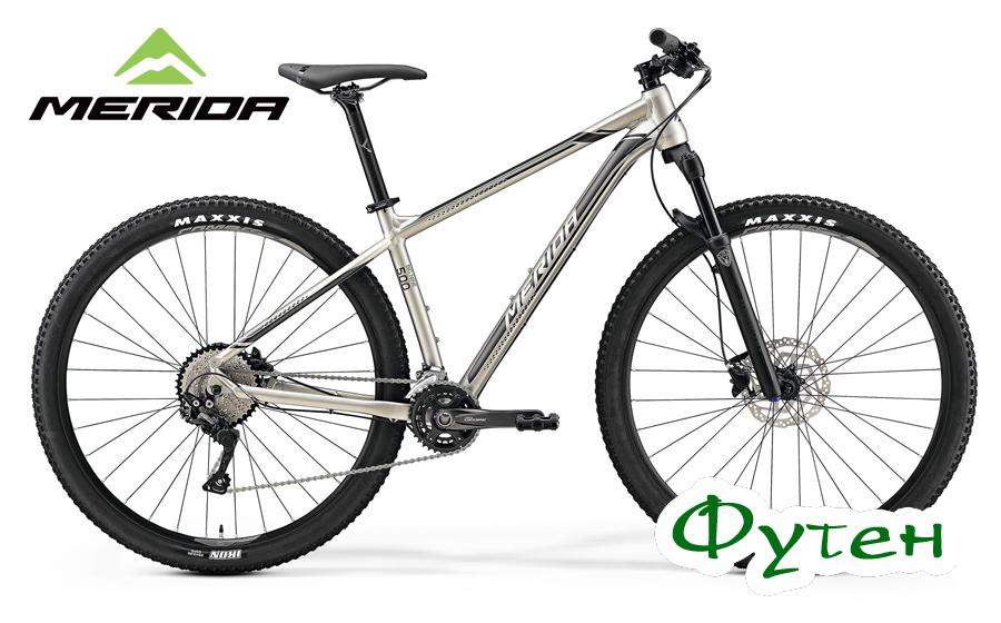 Велосипед Merida BIG.SEVEN 500 silk titan