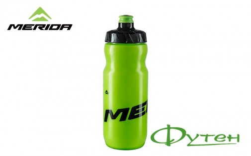 Merida BOTTLE 800 мл green/black