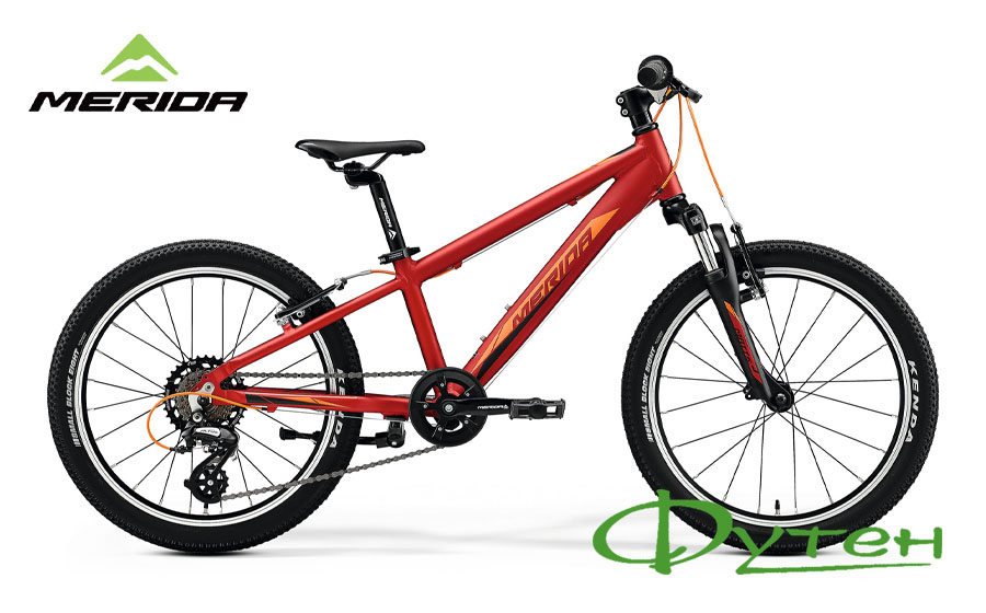 Детский велосипед Merida MATTS J.20