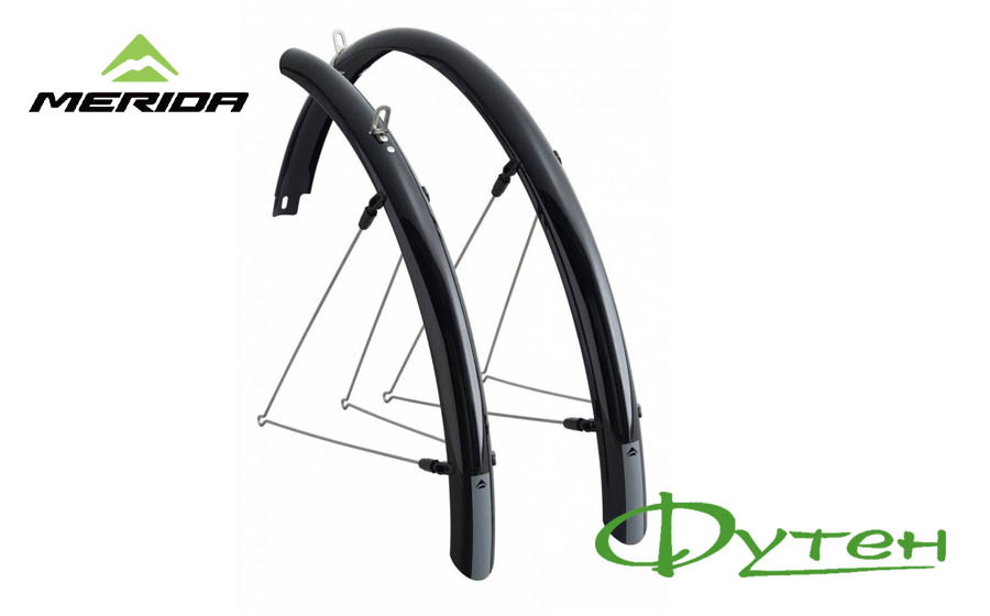 Крила MERIDA FENDER STRIPE UNIVERSAL 26 black