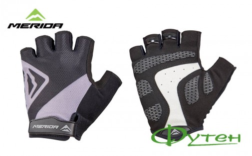 Merida GLOVE CLASSIC gel black grey