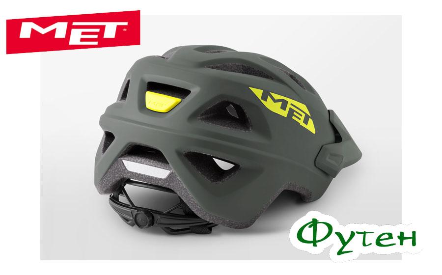 Велосипедный шлем Met ECHO