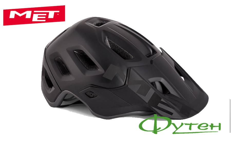 Велосипедный шлем Met ROAMblack