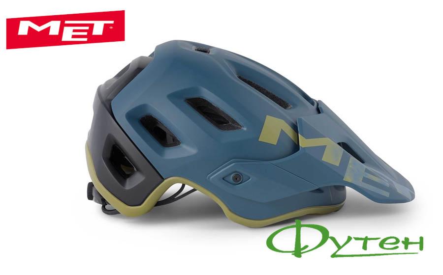 Вело шлем Met ROAM MIPS legion blue sand/matt