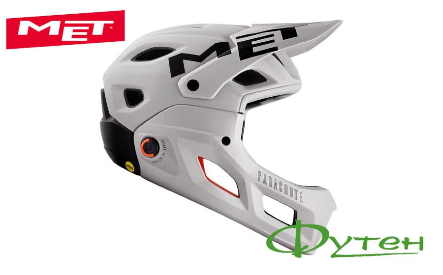 Шлем Met PARACHUTE MCR gray/matt купить