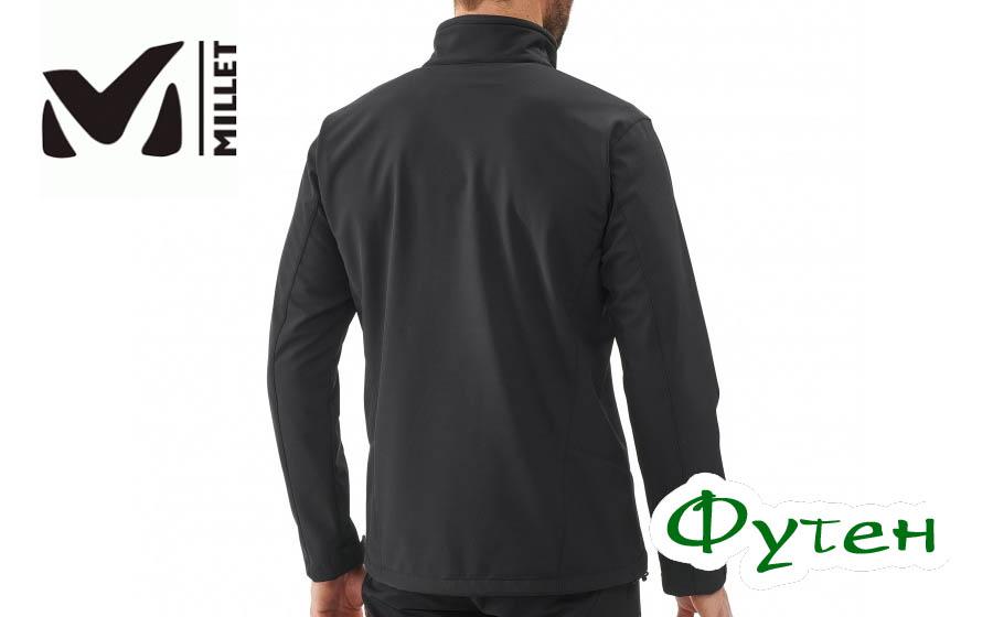 Куртка мужскаяMillet TRACK jacketblack