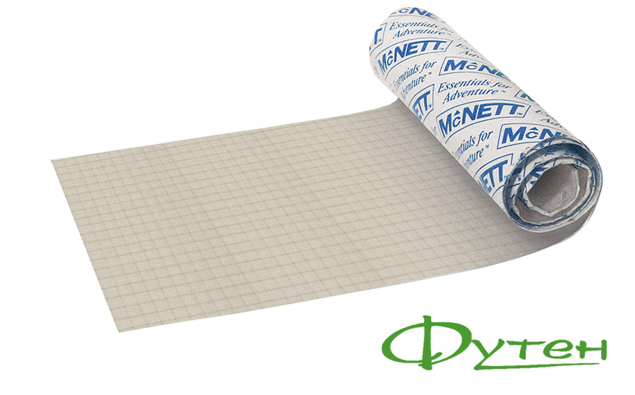 Лента для ремонту  McNETT TENACIOUS Repair Tape grey 3x20 см