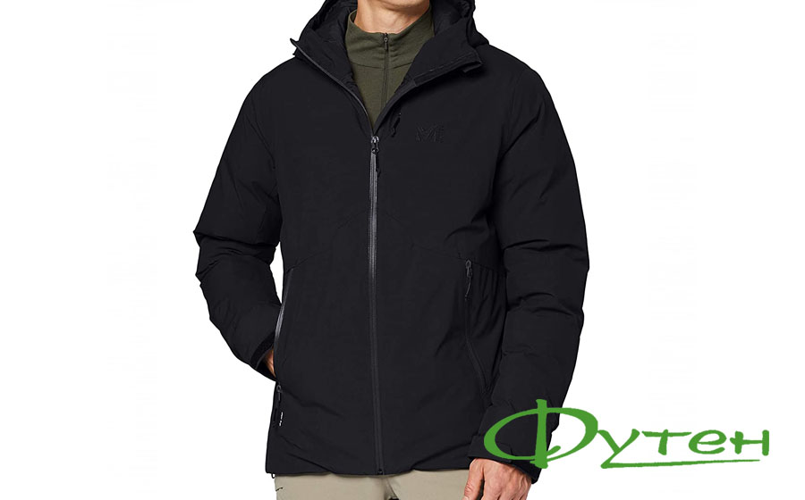 Куртка Millet HEKLA INS JKT M black
