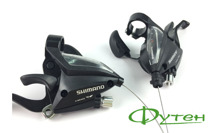 Моноблоки Shimano ST-EF500 L3 R8