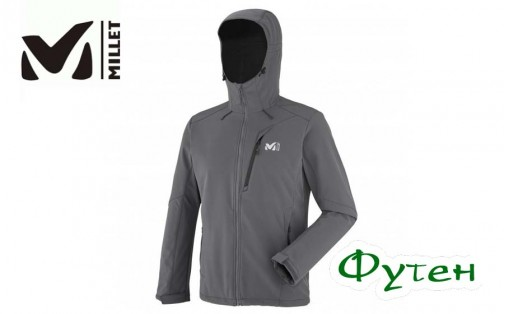 Куртка Millet Softshell TRACK HOODIE