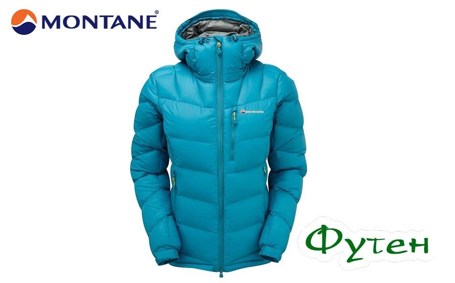Куртка женская Montane Primaloft LD WHITE ICE JACKET