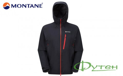 Куртка мембранная Montane ALPINE PRO JACKETblack