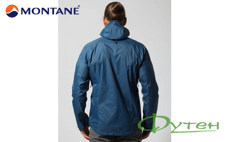 Штормовка Montane ATOMIC JACKET narwhal blue