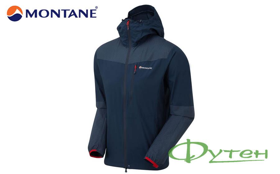 Мембранная куртка MontaneLITE-SPEED JACKETnarwhal blue