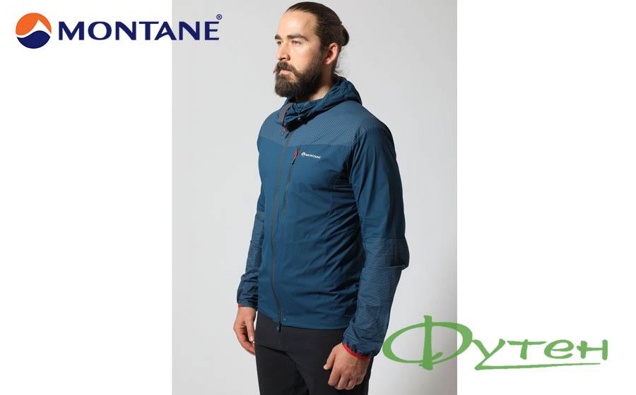 Куртка для альпинизма MontaneLITE-SPEED JACKETnarwhal blue
