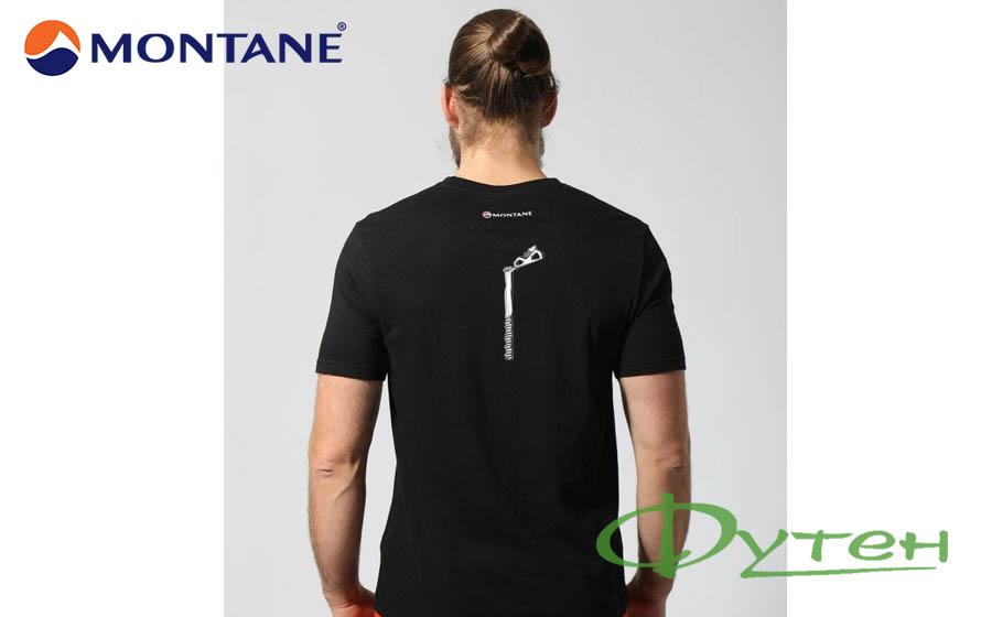 Montane TOOLS T-SHIRT black