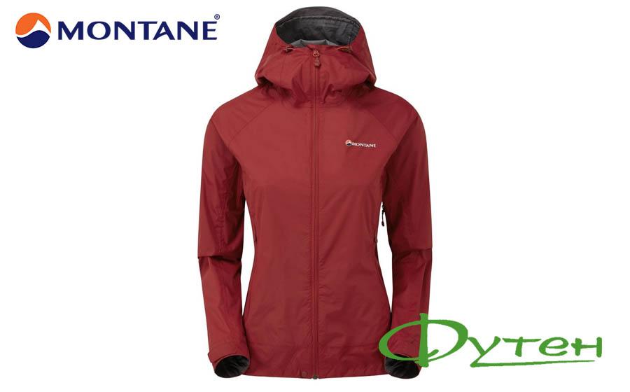 Куртка Montane ATOMIC JACKET tibetan red