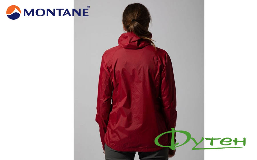 Женская куртка Montane ATOMIC JACKET tibetan red