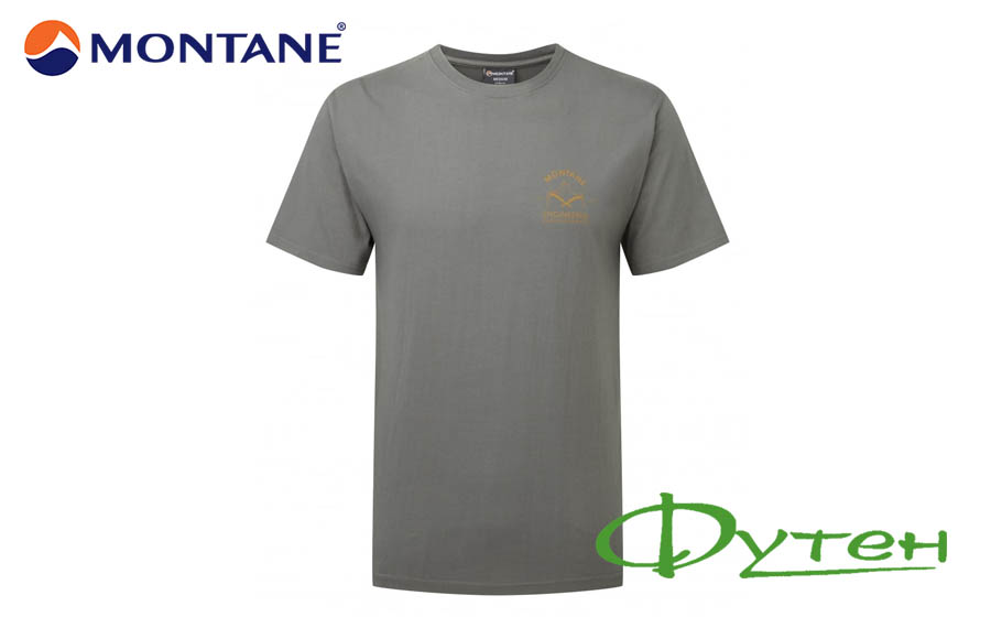 Футболка мужская Montane PIOLET T-SHIRT