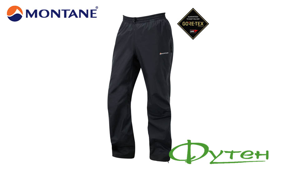 Брюки Montane AJAX PANTS Regular black