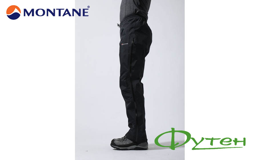 Штаны Montane AJAX PANTS black