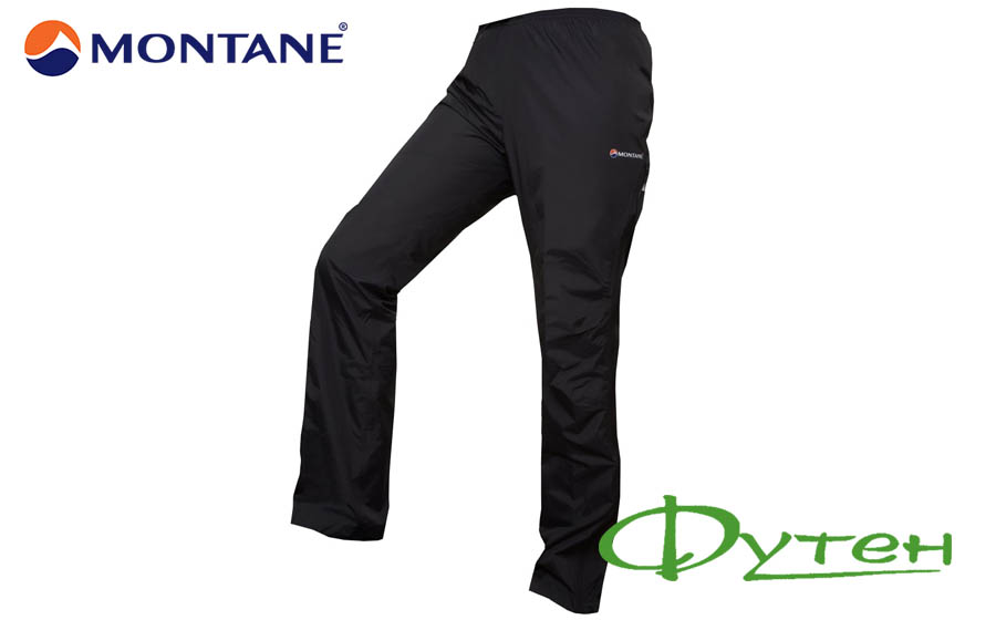 Брюки жіночі Montane FEMALE ATOMIC PANTS Regular black
