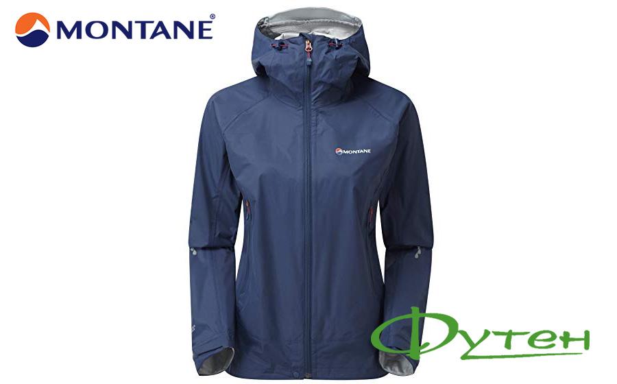 Куртка Montane ATOMIC JACKET antarctic blue