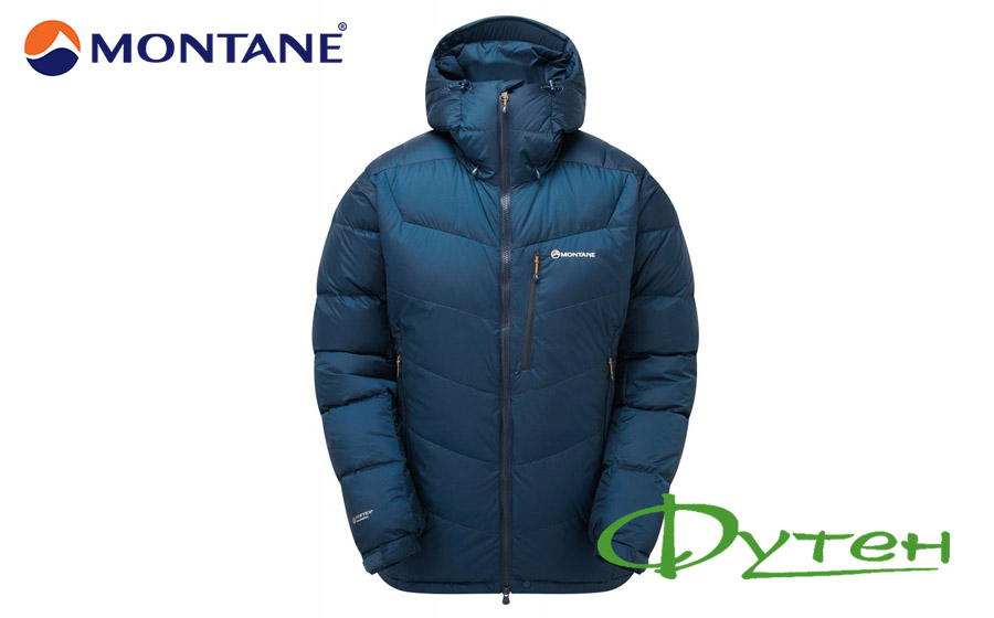 Куртка Montane RESOLUTE narwhal blue