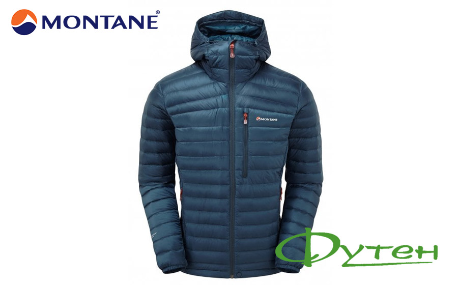 Куртка Montane FEATHERLITE DOWN narwhal blue