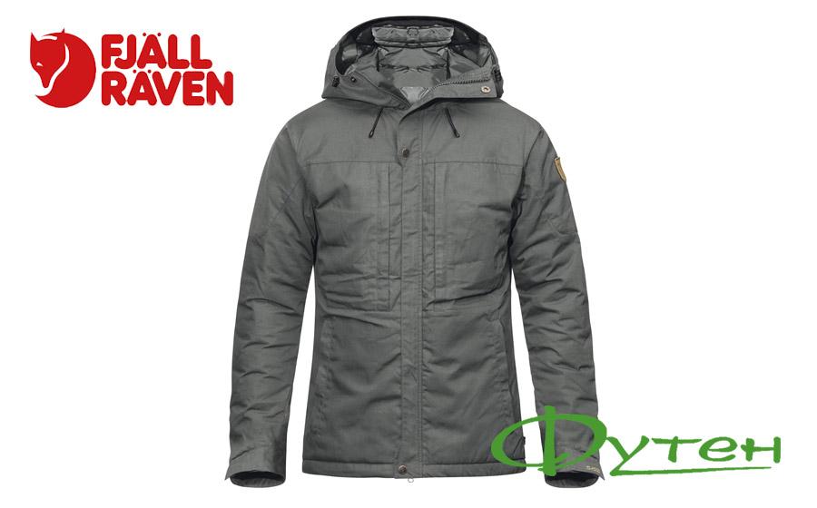 Куртка Fjallraven SKOGSO PADDED thunder grey