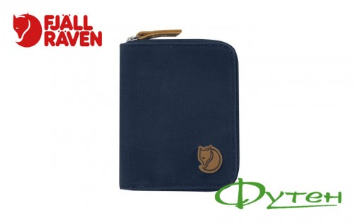 Кошелек Fjallraven ZIP WALLET navy