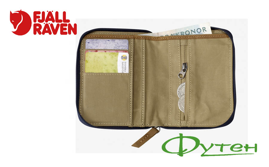 Fjallraven ZIP WALLET купить