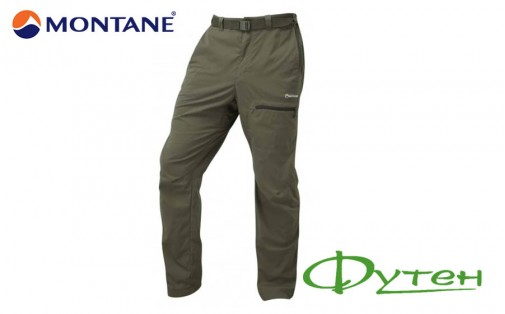 Брюки Montane TERRA PACK PANTS flint