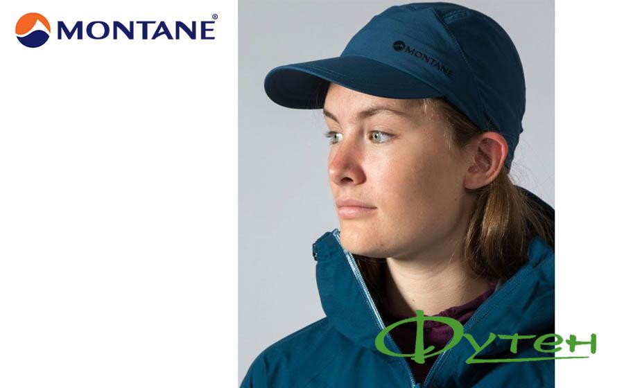 Кепка Montane DYNO синяя