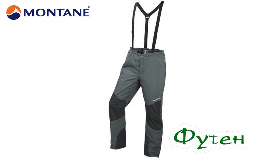 Montane FLUX PANTS shadow