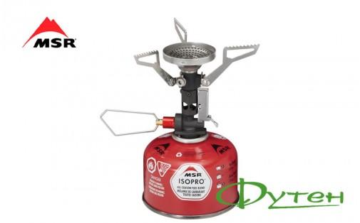 горелка MSR PocketRocket Deluxe Stove