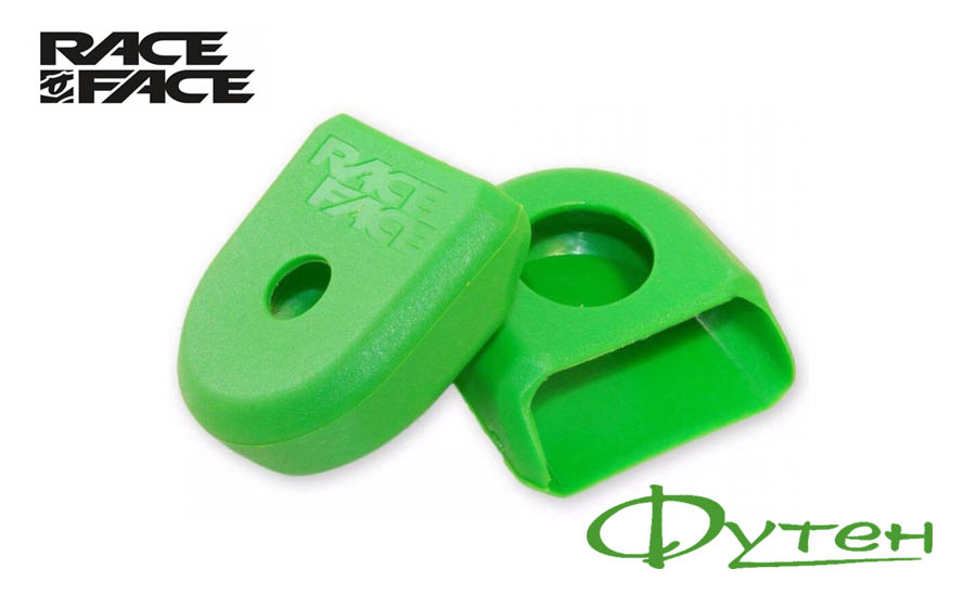 Защита шатунов Race Face зеленая