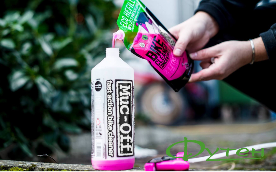 MUC-OFF BIKE CLEANER CONCENTRATE 0,5 л