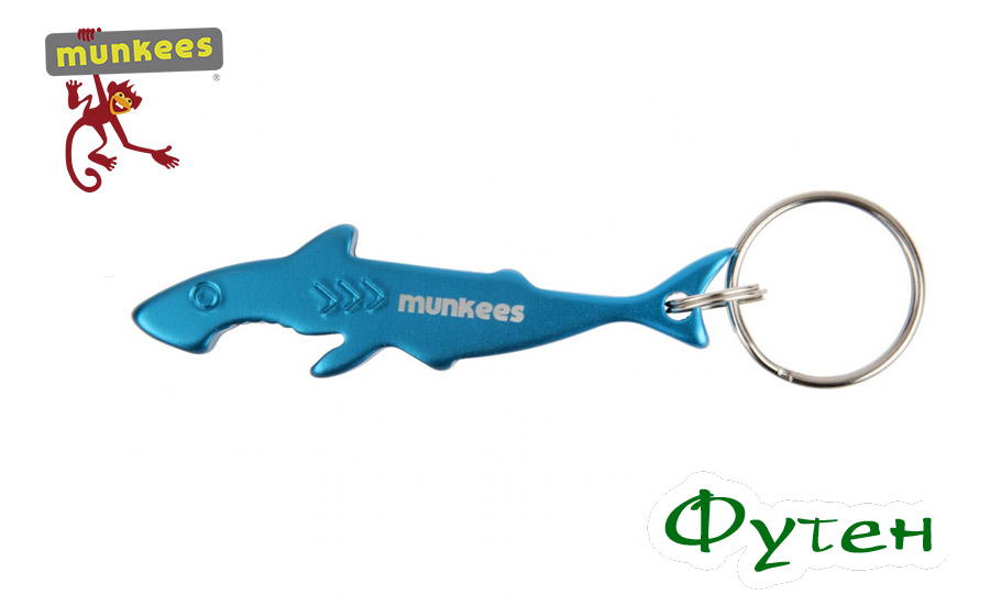 Брелок Munkees Shark