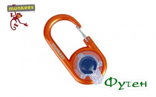 Брелок Munkees Carabiner Led