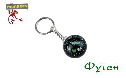 Брелок Munkees Ball Compass
